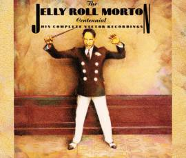 Jelly Roll Morton - The Jelly Roll Morton Centennial. His Complete Victor Recordings [5CD] (1990) MP3