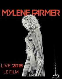 Mylene Farmer - Le Film (2019) Blu-ray 1080i
