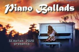 VA - SEXofon 2020 presents: Piano Ballads (2019) FLAC