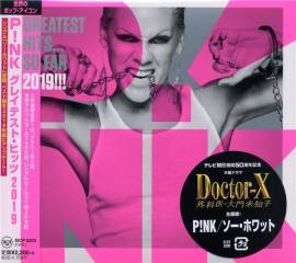 P!nk ‎– Greatest Hits... So Far 2019!!! (2019) MP3