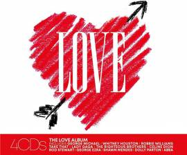 VA - The Love Album [4CD] (2020) MP3