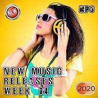 VA - New Music Releases (Week 04) (2020) MP3