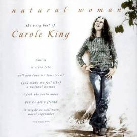 Carole King - Natural Woman: Very Best Of Carole King (2000) FLAC